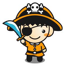こども海賊